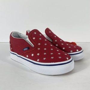 Vans Classic Slip-On Foil Stars Sneakers